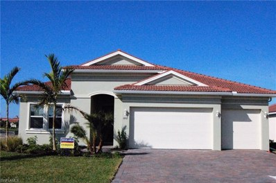 2892 Sunset Pointe Cir, Cape Coral, FL 33914 - MLS#: 218012459