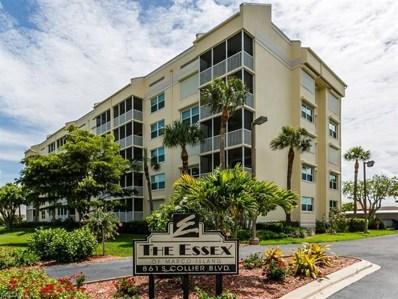 861 Collier Blvd UNIT S-103, Marco Island, FL 34145 - MLS#: 218012466