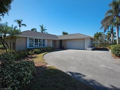560 Ketch Dr, Naples, FL 34103 - MLS#: 218012940