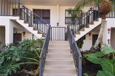 1212 Commonwealth Cir UNIT K-205, Naples, FL 34116 - MLS#: 218012997
