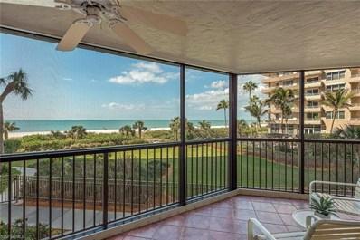 840 Collier Blvd UNIT 206, Marco Island, FL 34145 - MLS#: 218013481