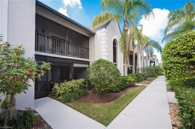 509 Veranda Way UNIT E105, Naples, FL 34104 - MLS#: 218013647