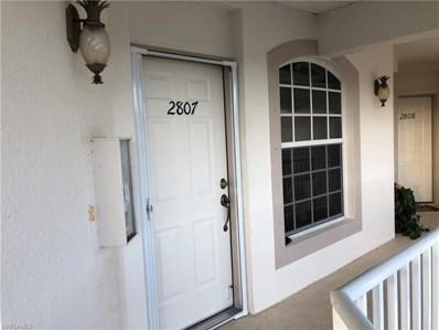 375 Stella Maris Dr N UNIT 2807, Naples, FL 34114 - MLS#: 218014400