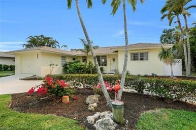 442 Tarpon Ct, Marco Island, FL 34145 - MLS#: 218014981