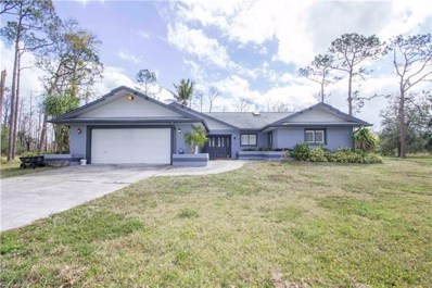 2600 Garland Rd, Naples, FL 34117 - MLS#: 218015059