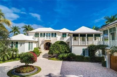 3231 Green Dolphin Ln, Naples, FL 34102 - MLS#: 218015085