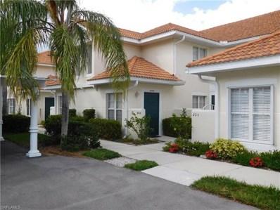 4950 Deerfield Way UNIT D-203, Naples, FL 34110 - MLS#: 218015447