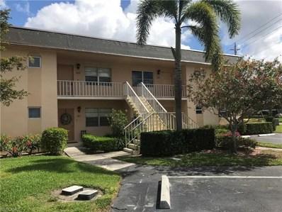 693 Palm View Dr UNIT C4, Naples, FL 34110 - MLS#: 218016177