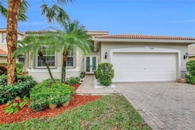 2343 Butterfly Palm Dr, Naples, FL 34119 - MLS#: 218016529