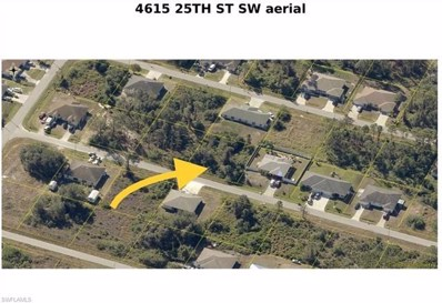 4613 25th St SW, Lehigh Acres, FL 33973 - MLS#: 218016776