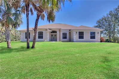 280 13th St SW, Naples, FL 34117 - MLS#: 218017966