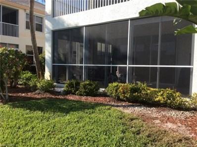 7804 Gardner Dr UNIT 103, Naples, FL 34109 - MLS#: 218018375