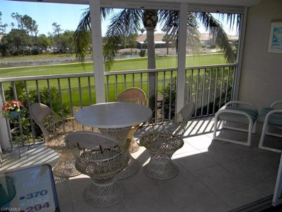 6820 Dennis Cir UNIT 201, Naples, FL 34104 - MLS#: 218019087