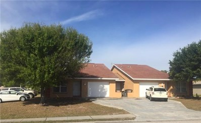 3928 Santa Barbara Blvd, Cape Coral, FL 33914 - MLS#: 218019847