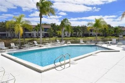5349 Treetops Dr UNIT S-104, Naples, FL 34113 - MLS#: 218019942