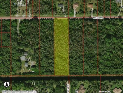 510 10th Ave NW, Naples, FL 34120 - MLS#: 218020754