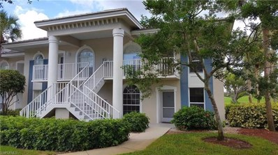 8274 Twelve Oaks Cir UNIT 116, Naples, FL 34113 - MLS#: 218020765