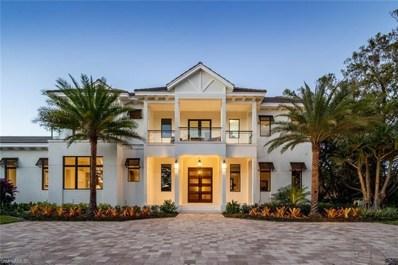 375 Kings Town Dr, Naples, FL 34102 - MLS#: 218021506
