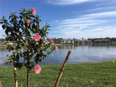 15098 Palmer Lake Cir UNIT 105, Naples, FL 34109 - MLS#: 218021831
