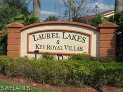 8244 Key Royal Cir UNIT 636, Naples, FL 34119 - MLS#: 218022277