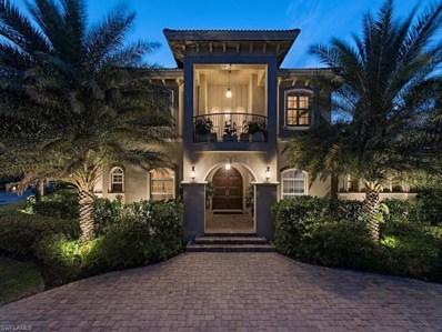 575 Turtle Hatch Rd, Naples, FL 34103 - MLS#: 218022511