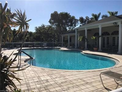 27119 Matheson Ave UNIT 105, Bonita Springs, FL 34135 - MLS#: 218022586