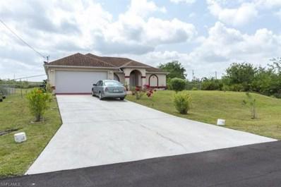 150 Paxton St, Lehigh Acres, FL 33974 - MLS#: 218022593