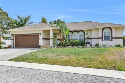 1561 Honeysuckle Ave, Marco Island, FL 34145 - MLS#: 218022600