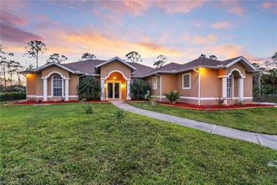 483 19th St SW, Naples, FL 34117 - MLS#: 218022679
