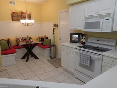 1095 Partridge Cir UNIT 101, Naples, FL 34104 - MLS#: 218022716