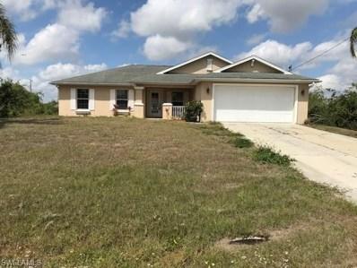 225 Grant Blvd, Lehigh Acres, FL 33974 - MLS#: 218023177