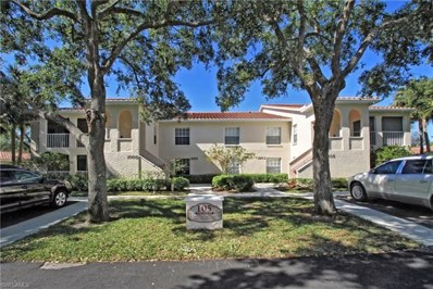 105 Tuscana Ct UNIT 1001, Naples, FL 34119 - MLS#: 218023227