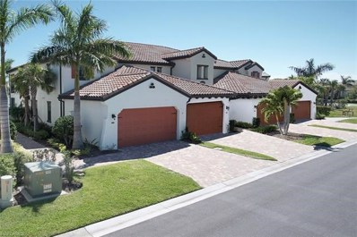 15165 Butler Lake Dr UNIT 2-101, Naples, FL 34109 - MLS#: 218023365