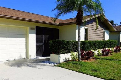 311 Reynolds Ct UNIT M-14, Naples, FL 34112 - MLS#: 218023391