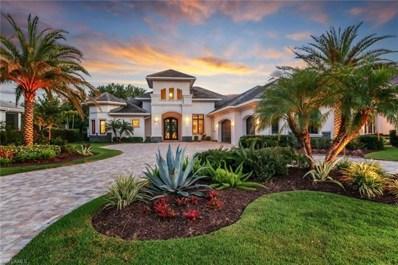 6086 Sunnyslope Dr, Naples, FL 34119 - MLS#: 218023657