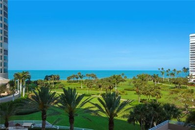 4151 Gulf Shore Blvd N UNIT 504, Naples, FL 34103 - MLS#: 218023896