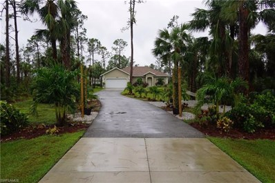 1483 16th Ave SW, Naples, FL 34117 - MLS#: 218023988