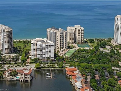 4031 Gulf Shore Blvd N UNIT 10D, Naples, FL 34103 - MLS#: 218024286