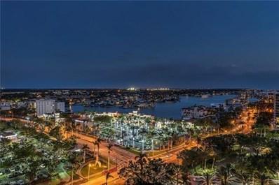 4151 Gulf Shore Blvd N UNIT 1605, Naples, FL 34103 - MLS#: 218024348