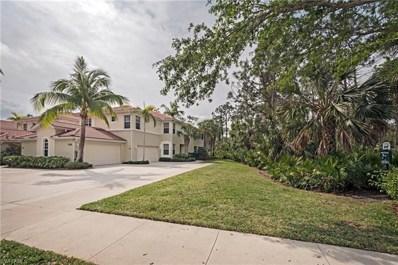1750 Tarpon Bay Dr S UNIT 6-102, Naples, FL 34119 - MLS#: 218024872