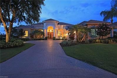 505 Wedgewood Way, Naples, FL 34119 - MLS#: 218025111