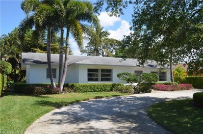 1287 Wisconsin Dr, Naples, FL 34103 - MLS#: 218025154