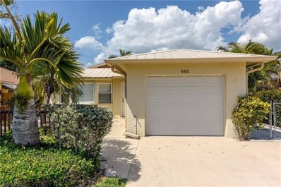 665 107th Ave N, Naples, FL 34108 - MLS#: 218026224