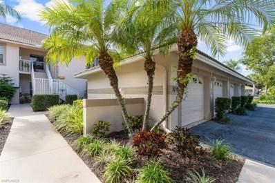 1064 Manor Lake Dr UNIT B-104, Naples, FL 34110 - MLS#: 218026276