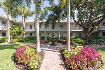 519 Broad Ave S UNIT 519, Naples, FL 34102 - MLS#: 218026364