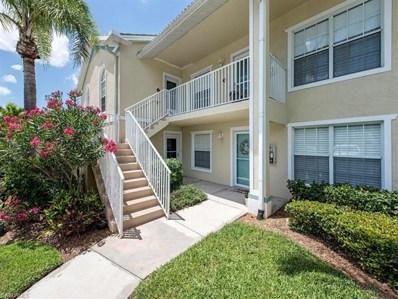 25756 Lake Amelia Way UNIT 201, Bonita Springs, FL 34135 - MLS#: 218027030