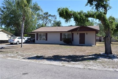 200 Gilbert Ave N, Lehigh Acres, FL 33971 - MLS#: 218027172