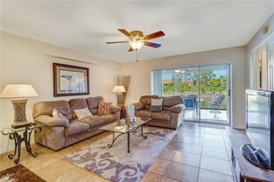 26630 Rosewood Pointe Dr UNIT 104, Bonita Springs, FL 34135 - MLS#: 218027313