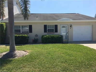 1300 Myerlee Country Club Blvd UNIT 4, Fort Myers, FL 33919 - MLS#: 218027355