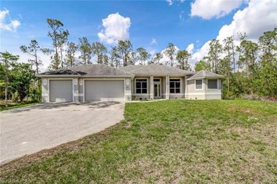 4215 4th Ave SE, Naples, FL 34117 - MLS#: 218027695